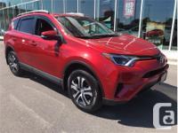 Make Toyota Model RAV4 Year 2016 Colour Red kms 44407