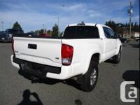 Make Toyota Model Tacoma Year 2016 Colour Alpine White