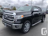 Make Toyota Model Tundra Year 2016 Colour Black kms