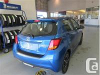 Make Toyota Model Yaris Year 2016 Colour Blue kms