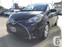 Make Toyota Model Yaris Year 2016 Colour Black kms