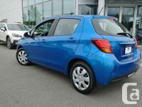 Make Toyota Model Yaris Year 2016 Colour blue kms