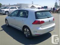 Make Volkswagen Model E-Golf Year 2016 Colour Silver