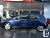 Make Volkswagen Model Golf Year 2016 Colour Blue kms