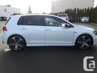 Make Volkswagen Model Golf R Year 2016 Colour WHITE