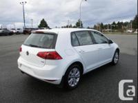 Make Volkswagen Model Golf Year 2016 Colour White kms