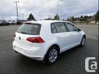 Make Volkswagen Model Golf Year 2016 Colour Pure White