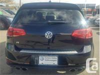 Make Volkswagen Model Golf R Year 2016 Colour Black