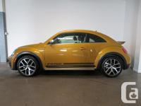 Make Volkswagen Model Beetle Year 2016 Colour Sandstorm