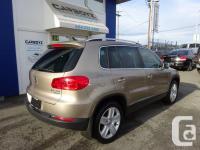 Make Volkswagen Model Tiguan Year 2016 Colour Tan kms