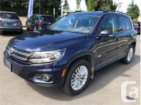 Make Volkswagen Model Tiguan Year 2016 Colour Blue kms
