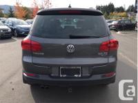 Make Volkswagen Model Tiguan Year 2016 Colour Grey kms