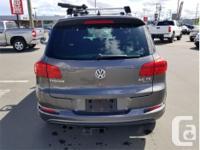 Make Volkswagen Model Tiguan Year 2016 kms 61140 Trans
