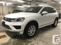 Make Volkswagen Model Touareg Year 2016 Colour White