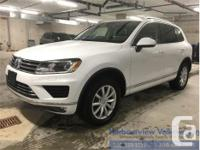 Make Volkswagen Model Touareg Year 2016 Colour White