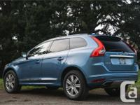 Make Volvo Model XC60 Year 2016 Colour Blue kms 33589