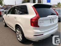 Make Volvo Model XC90 Year 2016 Colour White kms 70500