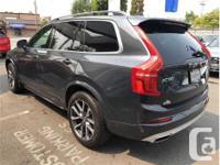 Make Volvo Model XC90 Year 2016 Colour Dark Grey kms