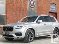Make Volvo Model XC90 Year 2016 Colour Grey kms 38805