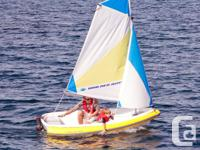 Designed for fun on the water, the Breeze is super easy