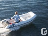 The Genesis Deluxe RIB sets a new standard in small