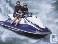 2016 VX DELUXE MSRP /// $12,299.00 CONQUER WATERThe VX