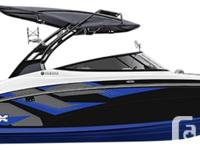 2016 YAMAHA 242X E-SERIES SPORT BOAT....AN ALL NEW HIGH