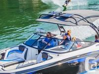 A one-of-a-kind, luxury boating experience for