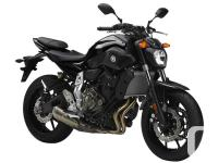 ".The newest member of the ""FZ family"", the FZ-07 is a"