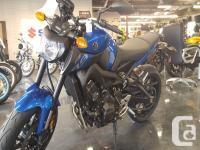 2016 Yamaha FZ09 Sport Motorcycle ** SALE !!! **