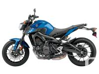2016 Yamaha FZ09 Sport Motorcycle $7399. With this