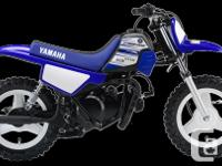 One of the industry's best-selling mini-bikes, the PW50