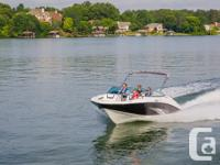 The number 1 selling 19-foot family runabout packed