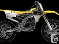 The fuel injected 2016 YZ250F offers excellent power