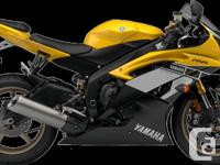 The R6 was born on the racetrack. Its MotoGP-bred