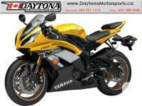 2016 Yamaha YZF-R6 Sport Bike * 60th Anniversary