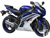 Used, 2016 Yamaha YZF-R6 Sport Motorcycle * SALE!!! * $10349 for sale  British Columbia