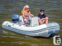 The best-known name in inflatable boats is Zodiac.