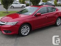 Make Acura Model ILX Year 2017 Colour Red kms 7765