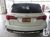 Make Acura Model MDX Year 2017 Colour White kms 51741