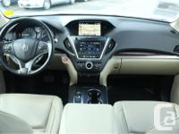 Make Acura Model MDX Year 2017 Colour White kms 49850
