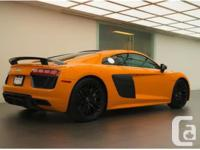 Make Audi Year 2017 Colour Solar Orange kms 9500 for sale  British Columbia