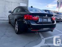 Make BMW Model 4 Series Year 2017 Colour Black kms