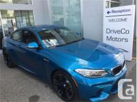 Make BMW Model M Year 2017 Colour Long Beach Blue