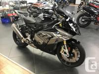 kms 3000 2017 BMW S1000RR LOW KMS!! Stock #700574 for sale  British Columbia