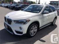 Make BMW Model X1 Year 2017 Colour White kms 21327