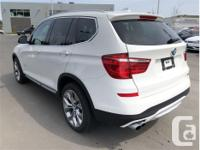 Make BMW Model X3 Year 2017 Colour White kms 27816
