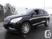 Make Buick Model Enclave Year 2017 Colour Black kms