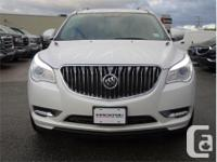 Make Buick Model Enclave Year 2017 Colour White kms