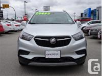Make Buick Model Encore Year 2017 Colour Silver kms